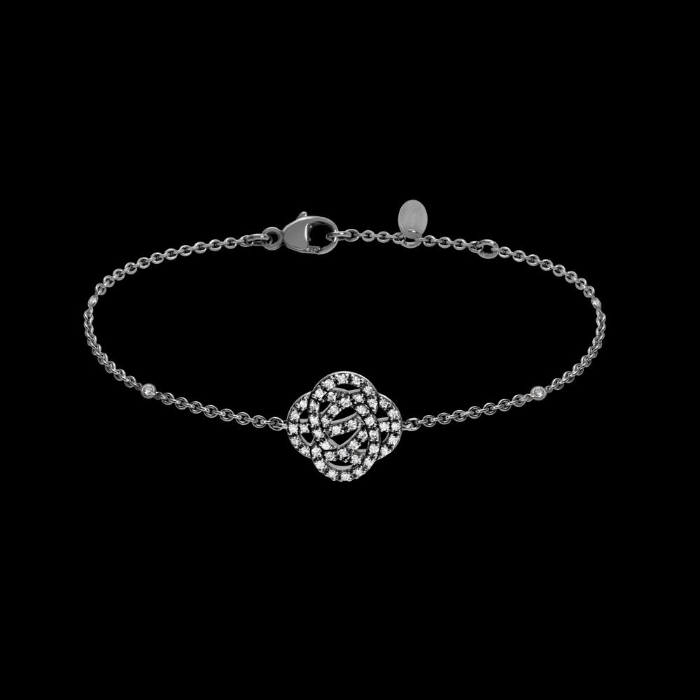 Infini_bracelet_dts_or_noir